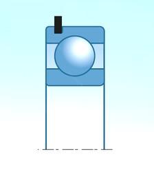 28,000 mm x 58,000 mm x 16,000 mm  NTN 62/28ZZNR deep groove ball bearings