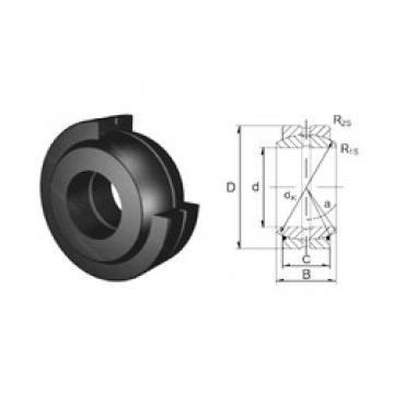 60 mm x 90 mm x 44 mm  ZEN GE60ES plain bearings