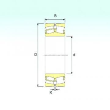 440 mm x 720 mm x 226 mm  ISB 23188 spherical roller bearings