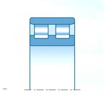 105 mm x 145 mm x 40 mm  NTN NN4921C1NAP4 cylindrical roller bearings